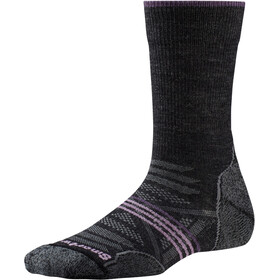 Smartwool PhD Outdoor Light Crew - Calcetines Mujer - gris